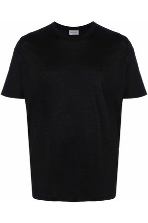 Saint Laurent Embroidered logo T-shirt