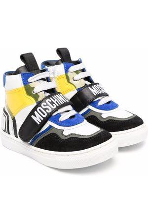 Moschino Sneakers - Logo-printed sneakers