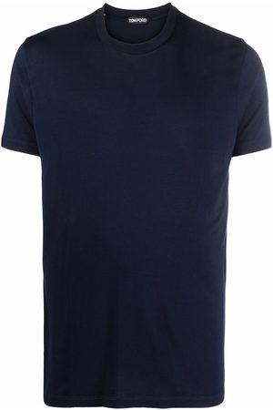 Tom Ford Round-neck short-sleeve T-shirt