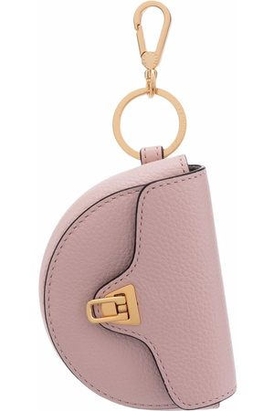Coccinelle Women Keychains - Bea leather keyring