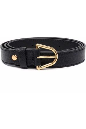 Coccinelle Women Belts - Logo buckle belt