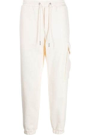 ZZERO BY SONGZIO Panther patch joggers