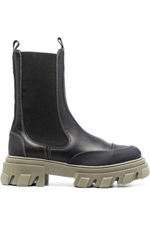 Ganni Ankle-length Chelsea boots