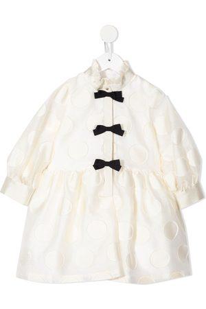 HUCKLEBONES LONDON Shirt spotted dress