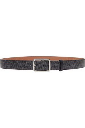 Fendi FF-motif belt - Grey