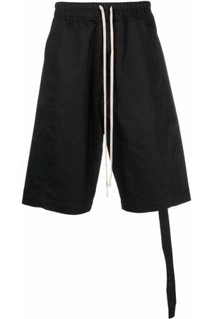 Rick Owens Organic cotton knee-length shorts