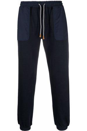 ELEVENTY Men Sweatpants - Drawstring-waist slim joggers