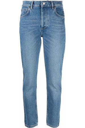 Boyish Jeans Mid rise straight jeans