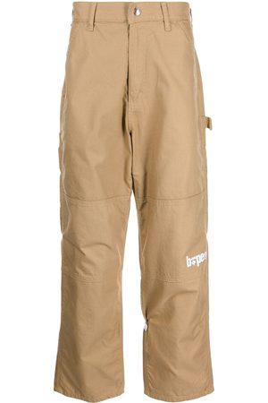 A Bathing Ape Straight leg cargo trousers