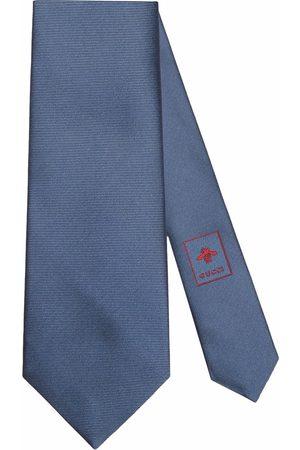 Gucci Interlocking G silk jacquard tie