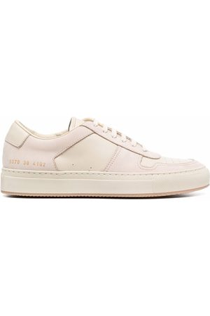 COMMON PROJECTS Women Sneakers - Bball low-top trainers - Neutrals