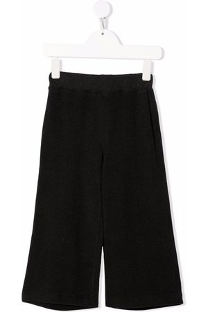 Caffe' D'orzo Wide-leg trousers - Grey