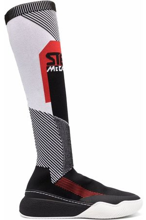 Stella McCartney Women Midi Skirts - Knee-length sneakers
