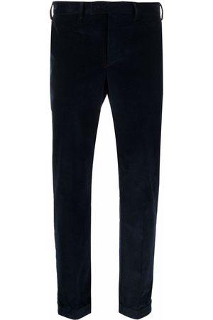 PT01 Men Skinny Pants - Slim-fit velvet trousers
