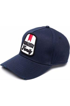 Dsquared2 Men Caps - Logo patch cap