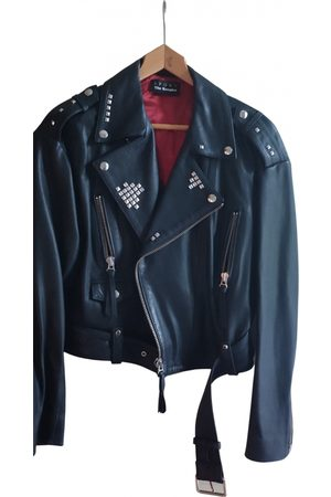 The Kooples Women Leather Jackets - Leather jacket