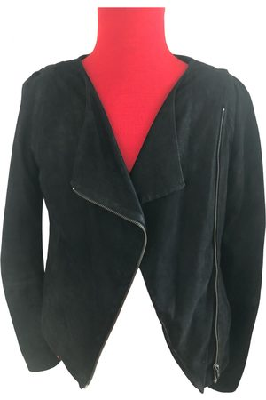 Maje Leather jacket
