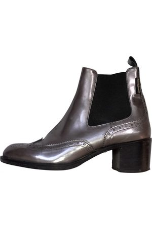 RUSSELL & BROMLEY Women Ankle Boots - Leather ankle boots