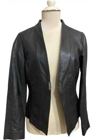 CONBIPEL Leather short vest