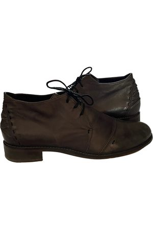 Ixos Women Shoes - Leather lace ups
