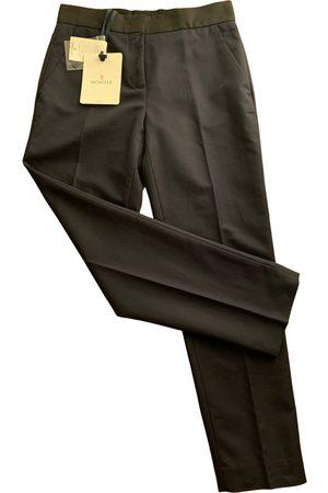 Moncler Women Straight Leg Pants - Straight pants