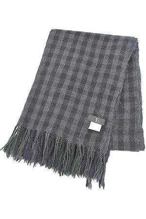 Y'S Wool scarf & pocket square