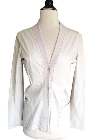 Max Mara Women Leather Jackets - Atelier leather jacket