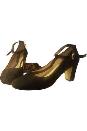 Minelli Velvet heels