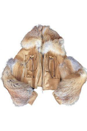 Dsquared2 Women Leather Jackets - Leather jacket