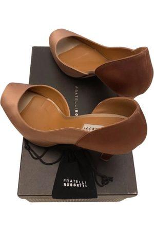 Fratelli Rossetti Cloth heels