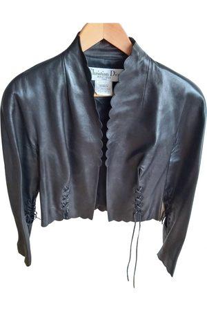 Dior Leather biker jacket