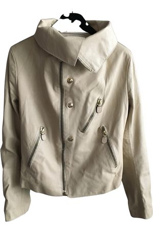 Marni Leather short vest