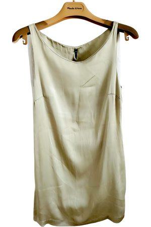 Manila Grace Silk mini dress