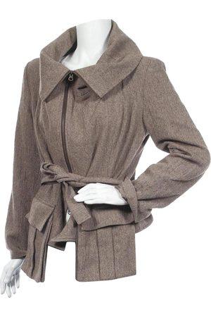 IVAN GRUNDHAL Wool cardi coat