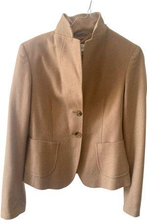 Max Mara Leather short vest