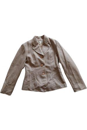 ARMAND VENTILO Wool short vest