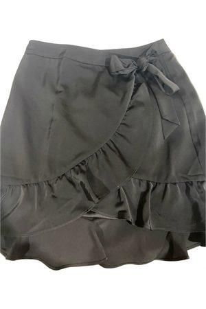 Lovers + Friends Silk mini skirt