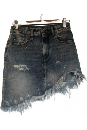 R13 Mini skirt