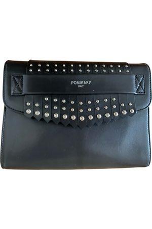 Pomikaki Leather crossbody bag