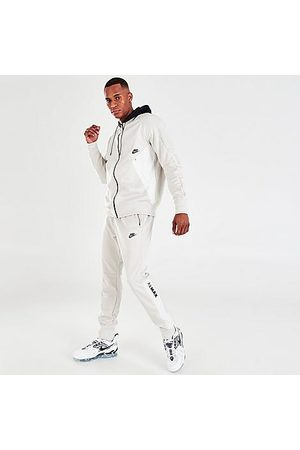 Nike Men's Air Max Jogger Pants in Off- /Light Bone Size X-Small 100% Polyester