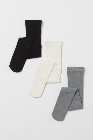 H&M Baby Stockings - 3-pack Fine-knit Tights