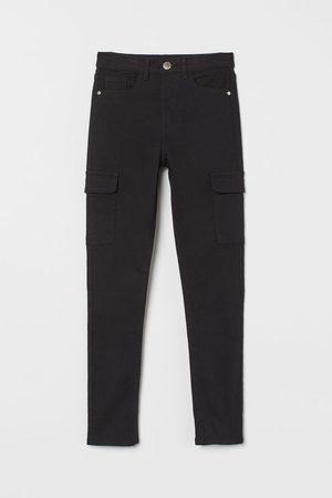 H&M Skinny Fit Twill Pants