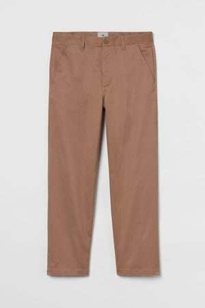 H&M Relaxed Fit Crop Pants