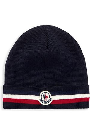 Moncler Bell Logo Beanie Hat