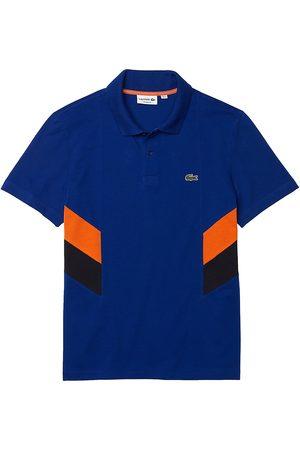 Lacoste Color Block Logo Polo Shirt