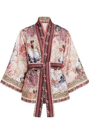 Robert Graham Autumn Satin Robe