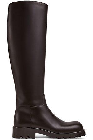 Bottega Veneta Calfskin Knee-High Boot