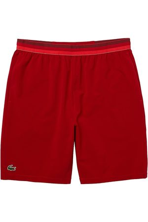 Lacoste Regular-Fit Polyester Shorts