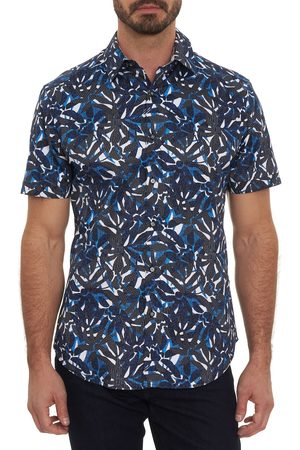 Robert Graham The Yves Short Sleeve Shirt