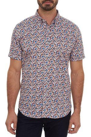 Robert Graham Men Short sleeves - Sail Away Short Sleeve Shirt
